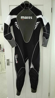 Mares Reef 3 - 3mm Full Length Wetsuit - Size 6