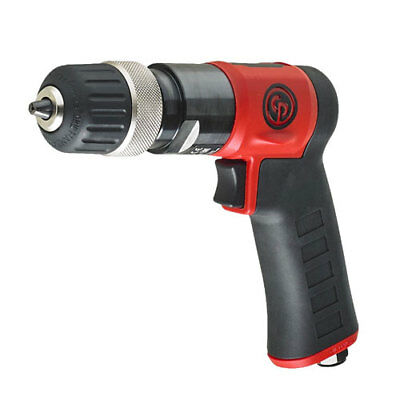 "Chicago Pneumatic 3/8"" High Productivity Drill, Keyless Chuck - CP9287"
