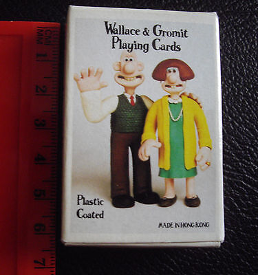 Wallace & Gromit Mini Playing Cards