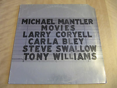 Movies, Mantler, Coryell, Bley..., cleaned