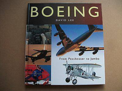 Large Aviation Book. Boeing by David Lee. 2003.