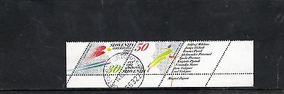 Slovenia - 1992 F/used Winter Olympic Games Set.