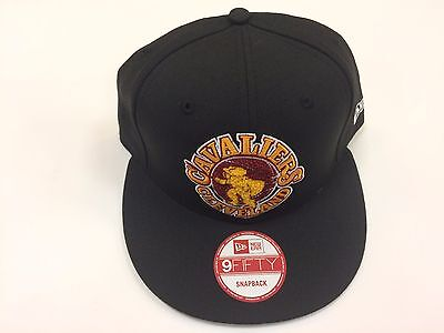 Cleveland Cavaliers NBA Cavs Throwback New Era 9Fifty Snapback Hat Cap NWT