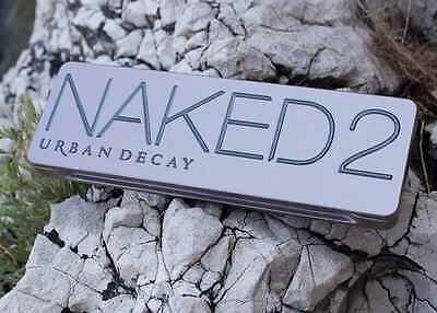 Naked 2 EYESHADOWS PALETTE 12 Colours Palette Eye MakeUp Shadows Professionals