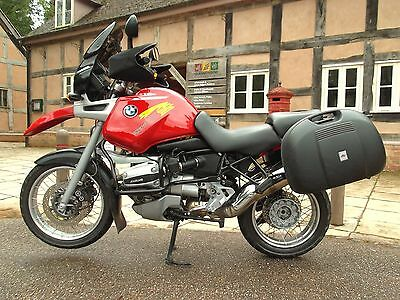 BMW R1100GS 1994 ABS Low mileage motorcycle