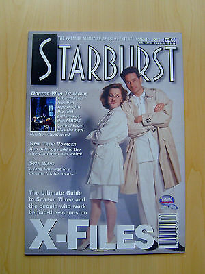 Starburst Magazine Issue #213 - The X-Files Ultimate Guide Season 3