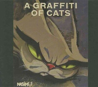 A Graffiti of Cats by Hardcover Book (English)