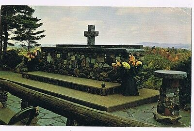 Cathedral Of The Pines - Ringe - New Hampshire - Postcard # Nc 701