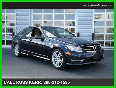 2014 Mercedes-Benz C-Class C250 Sport Certified 2014 C250 Sport Certified We Finance and assist with Shipping