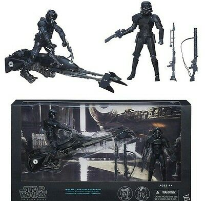 Star Wars The Black Series 6 Inch - Shadow Squadron  2 Pack - Genuine - MISB UK