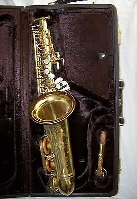 "BUFFET ""Expression""  Keilwerth sx90  ALTO SAXOPHONE w.Orig.Case - VERY NICE!"