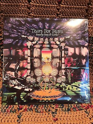 "Tears For Fears Ready Boys & Girls RSD 2014 Vinyl 10"" Arcade Fire NEW-SEALED!"