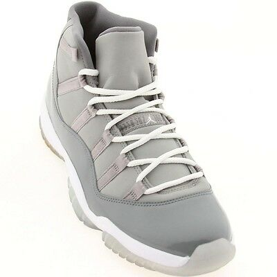 378037-001 Nike Air Jordan Men 11 XI Retro Cool Grey 378037-001