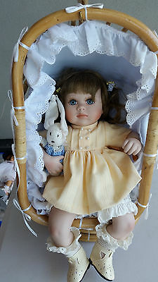 Limited edition Florence Collectable Porcelain doll
