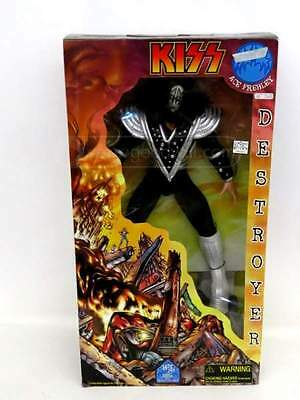 "Kiss ACE Frehley  24"" Destroyer Action Figure  Limited Edition NIB"