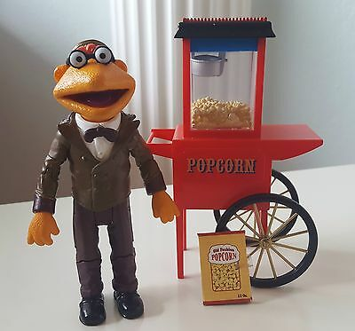 MUPPETS Jim Henson Palisades - Movie Usher Scooter - Popcorn - MUPPET SHOW Loose