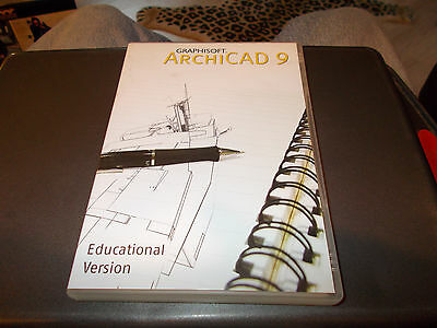 Graphisoft Archicad 9 Educational Version