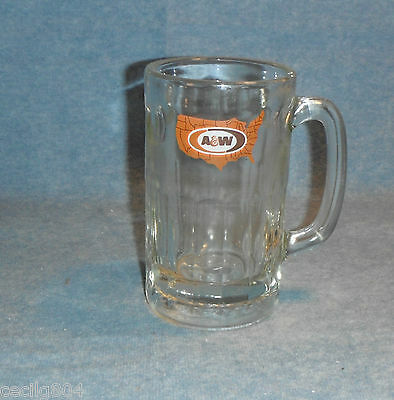 Vintage A & W Root Beer Heavy Weight Momma  Mug