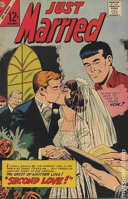 Just Married (1958) #50 VG 4.0 LOW GRADE