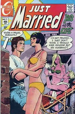 Just Married (1958) #72 VG- 3.5 LOW GRADE