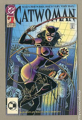 Catwoman (1993 2nd Series) #1CASSIGNED FN+ 6.5
