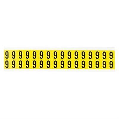 Carded Numbers and Letters, 6, PK32