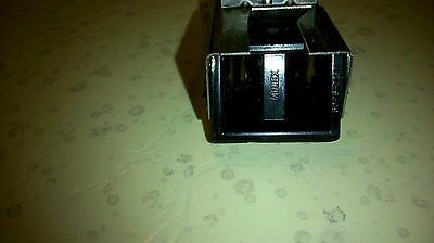 Range Oven Surface Element Terminal Block and Bracket. Part number 29-2481-C