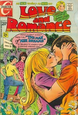 Love and Romance (1971) #5 VG+ 4.5 LOW GRADE