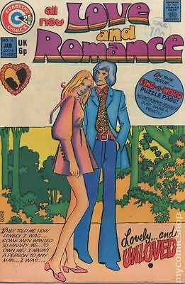 Love and Romance (1971) #16 VG LOW GRADE