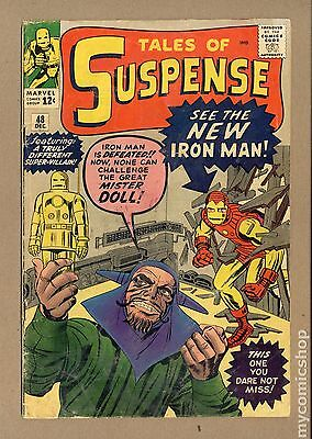 Tales of Suspense (1959) #48 FR/GD 1.5