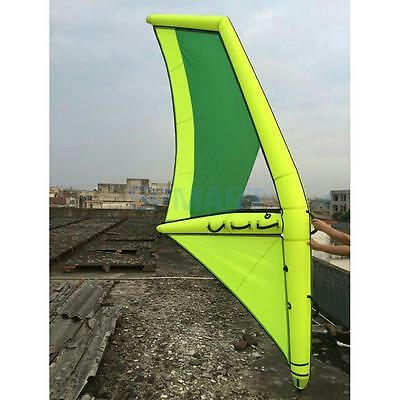 Deluxe Inflatable Windsurf Sail for Children/Adult SUP Surfboard Windsurfing