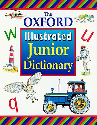 The Oxford Illustrated Junior Dictionary, Good Condition Book, Spooner, Alan, Re
