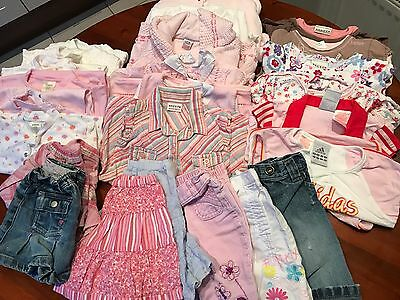 6-9 months baby girl's clothes bundle (all top labels)