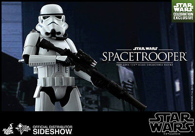 Hot Toys Star Wars 1/6 - Spacetrooper - HT Celebration Exclusive