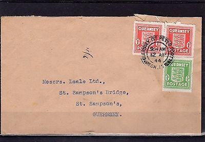 Channel Islands Occupation Guernsey Cover 5