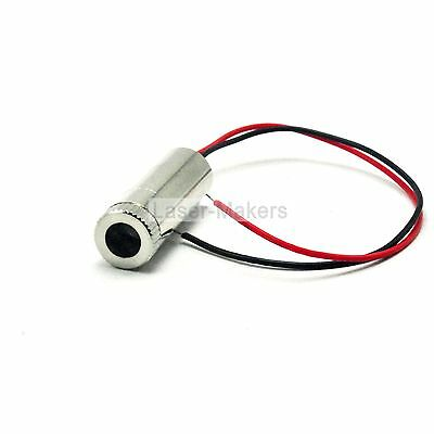 980nm 60mW IR Infrared Dot Focusable Laser Diode Module 3-5V w/ Driver in