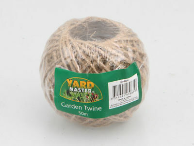 48 garden twine 50m tie up your plants from wind help creepers bulk wholesale lo