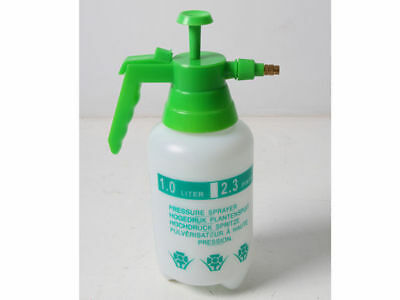 12 pressure sprayer 1l plant food or pesticide jet pressure stream mist bulk who