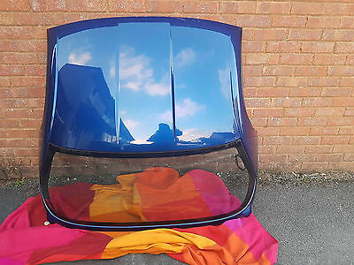 Toyota MR2 MK3 Blue hardtop and mounting kit