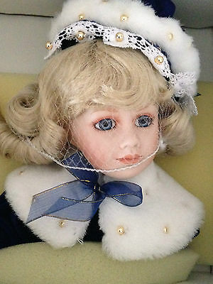 Boxed Franklin Heirloom Doll - Boxed
