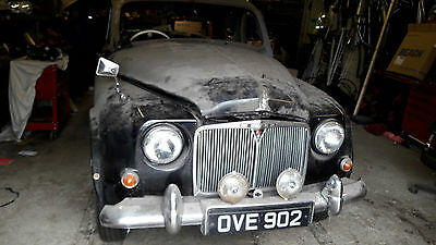 Rover 90 P4 Saloon 1956 BARN FIND!!!!!