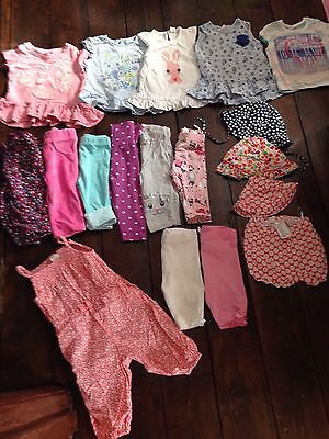 Baby Girl Clothes Summer Bundle Next H&M Size4-6 Months Excellent Condition!!!