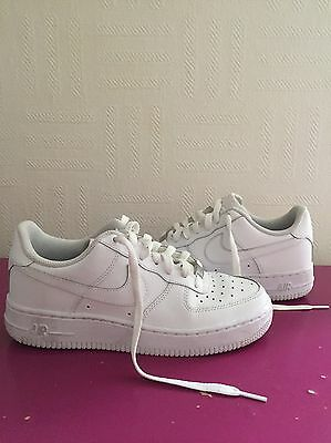 Basket Nike Air Force One blanche Pointure 38