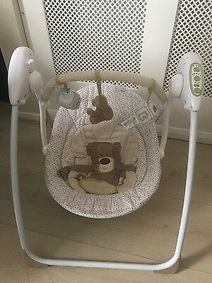 Mothercare loved so much baby swing