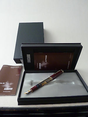 Pelikan Hannover Limited Edition Expo 2000 Humankind 1998 Tinte Schreiben Neu