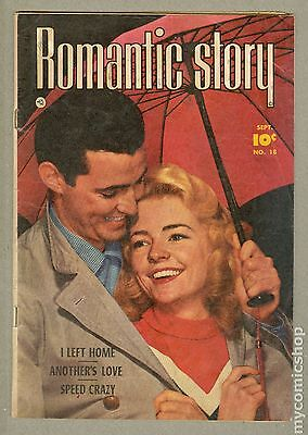 Romantic Story (1949) #18 GD/VG 3.0 LOW GRADE