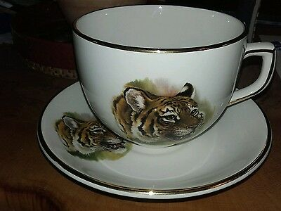 Royal Winton Pottery cup and saucer