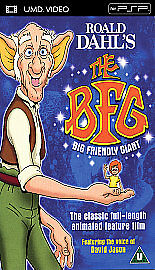 Roald Dahls The Bfg [UMD Mini for PSP] DVD