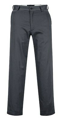 Portwest 2886 Industrial Work Pants 38T Charcoal