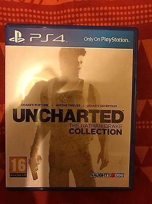 Uncharted The Nathan Drake Collection Playstation 4 (PS4)